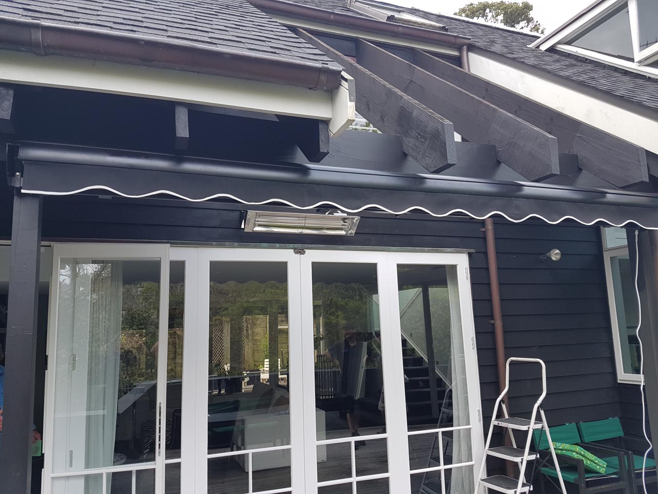 Santana' Classic Retractable Awnings   Total Cover Auckland