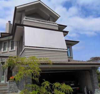 Crank Handle Screens mesh Residential 13 320x300 - Fixed Panel Screens / Wind Break