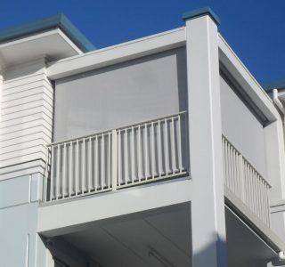 Crank Handle Screens mesh Residential 8 320x300 - Fixed Panel Screens / Wind Break