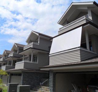 Crank Handle Screens mesh Residential 9 320x300 - Fixed Panel Screens / Wind Break