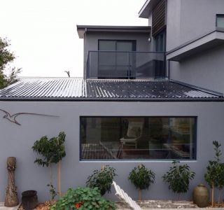 FFC Polycarbonate Residential 14 320x300 - Fixed Frame PVC Canopies (Tensioned Membrane Structure)