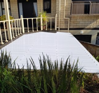 deck cover options Auckland
