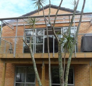 FFC Polycarbonate Residential 6 320x300 - Fixed Frame PVC Canopies (Tensioned Membrane Structure)