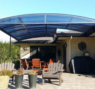 FFC Polycarbonate Residential 64 320x300 - Fixed Frame PVC Canopies (Tensioned Membrane Structure)