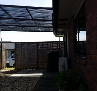 FFC Polycarbonate Residential 74 320x300 - Fixed Frame PVC Canopies (Tensioned Membrane Structure)