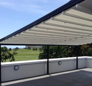 Omega Retractable Pergola Residential 4 320x300 - Retractable Pergola Roofs