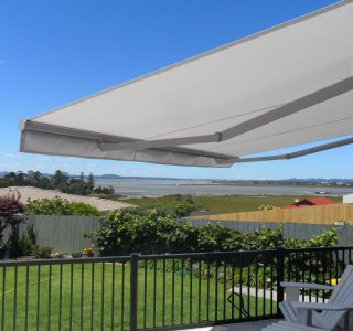 Retractable Awning Classic 74 320x300 - The 'Santana' Classic