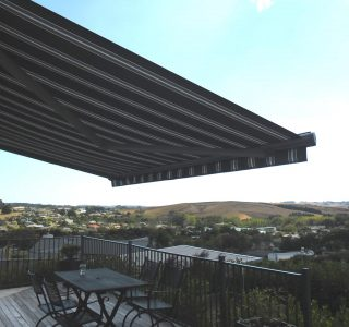 Retractable Awning Classic 79 320x300 - The 'Santana' Classic