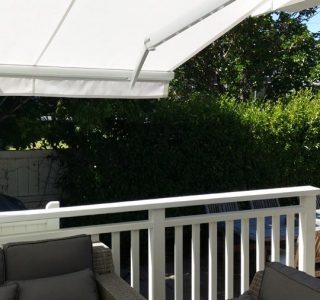 Retractable Awning Classic 80 320x300 - The 'Santana' Classic