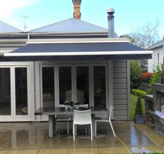 Retractable Awning Classic 84 320x300 - The 'Santana' Classic