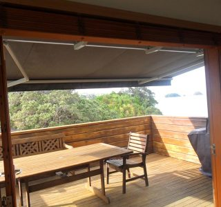 Retractable Awning Classic 87 320x300 - The 'Santana' Classic