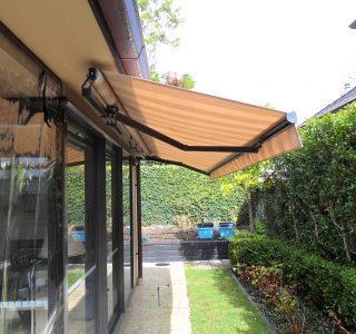 Retractable Awning Classic Soffit Mounted 4 320x300 - The 'Santana' Classic