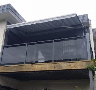 Retractable Awning Classic Soffit Mounted 5 320x300 - The 'Santana' Classic