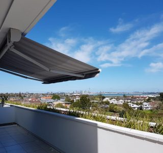 Retractable Awning Classic Soffit Mounted 7 320x300 - The 'Santana' Classic
