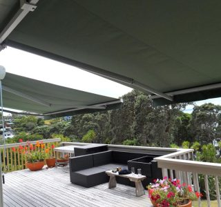 Retractable Awning Classic Soffit Mounted 8 320x300 - The 'Santana' Classic