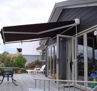 Retractable Awning Classic Wall Mount 5 320x300 - The 'Santana' Classic