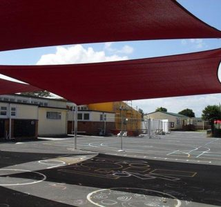 Shade Sail Commercial Papatoetoe East Primary 320x300 - Shade Sails