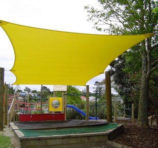 Shade Sail Commercial Play Centre 320x300 - Ready-Made Shade Sails