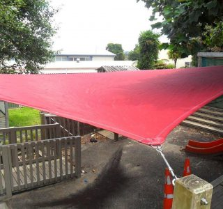 Shade Sail Commercial Rutherford Preschool 320x300 - Ready-Made Shade Sails