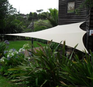 Shade Sail Residential 13 320x300 - Ready-Made Shade Sails