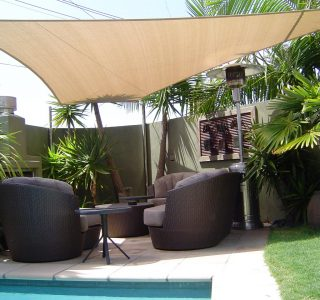 Shade Sail Residential 22 320x300 - Ready-Made Shade Sails