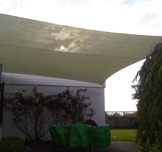 Shade Sail Residential 29 320x300 - Ready-Made Shade Sails