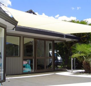 Shade Sail Residential 30 320x300 - Ready-Made Shade Sails
