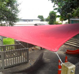 Shade Sail Residential 33 320x300 - Ready-Made Shade Sails