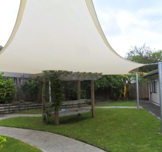 Shade Sail Residential 34 320x300 - Ready-Made Shade Sails