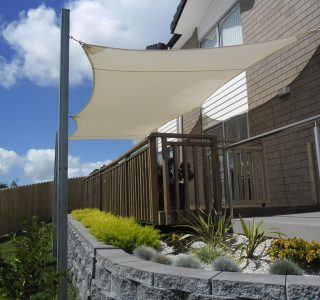 Shade Sail Residential 35 320x300 - Ready-Made Shade Sails