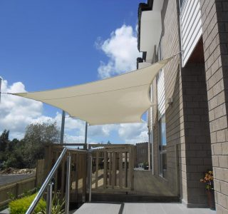 Shade Sail Residential 36 320x300 - Ready-Made Shade Sails