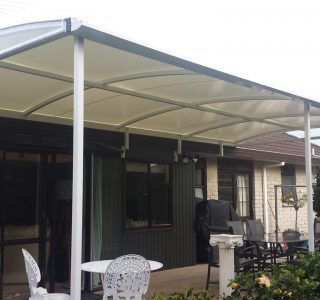 TMS Residential 20 320x300 - Fixed Frame PVC Canopies (Tensioned Membrane Structure)