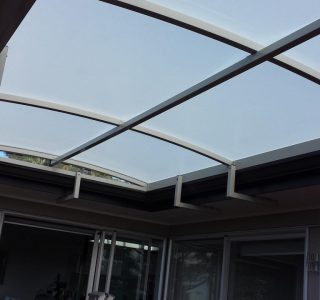 TMS Residential 22 320x300 - Fixed Frame PVC Canopies (Tensioned Membrane Structure)