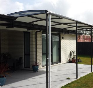 TMS Residential 24 320x300 - Fixed Frame PVC Canopies (Tensioned Membrane Structure)