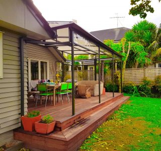 Auckland deck shade - 27