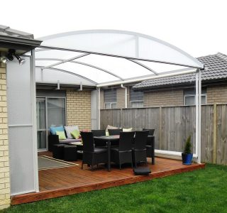 TMS Residential 39 320x300 - Fixed Frame PVC Canopies (Tensioned Membrane Structure)