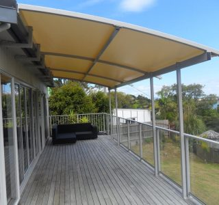TMS Residential 44 320x300 - Fixed Frame PVC Canopies (Tensioned Membrane Structure)