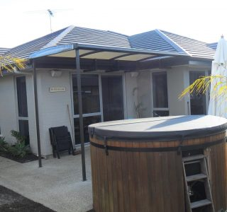 TMS Residential 45 320x300 - Fixed Frame PVC Canopies (Tensioned Membrane Structure)