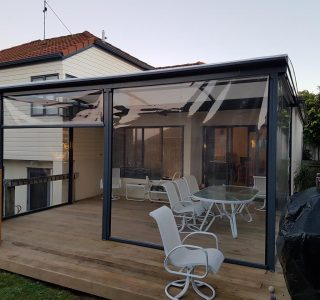 TMS Residential 6 320x300 - Fixed Frame PVC Canopies (Tensioned Membrane Structure)