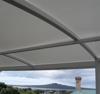 TMS Residential 62 320x300 - Fixed Frame PVC Canopies (Tensioned Membrane Structure)