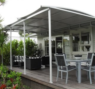 TMS Residential 63 320x300 - Fixed Frame PVC Canopies (Tensioned Membrane Structure)