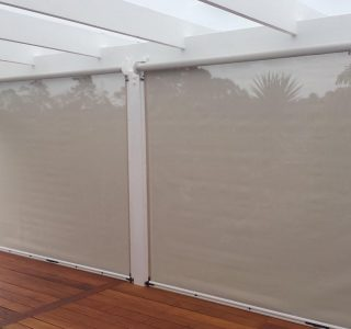 Ziptrak Screens mesh Residential 48 320x300 - Crank Screens / Roller Blinds / Outdoor Curtains