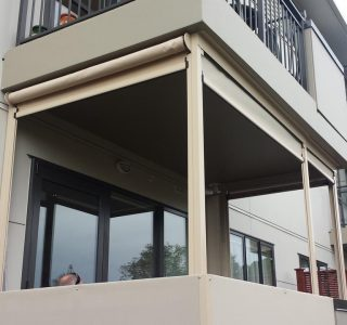 Ziptrak Screens mesh Residential 50 320x300 - Fixed Panel Screens / Wind Break