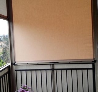 Ziptrak Screens mesh Residential 54 320x300 - Crank Screens / Roller Blinds / Outdoor Curtains
