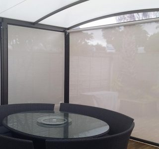 Ziptrak Screens mesh Residential 59 320x300 - Crank Screens / Roller Blinds / Outdoor Curtains