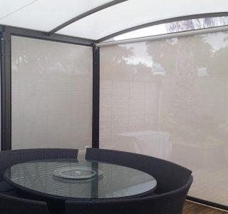 Ziptrak Screens mesh Residential 59 320x300 - Fixed Panel Screens / Wind Break