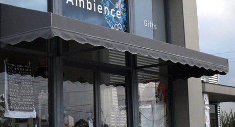 ambience wedge canopy - Retail