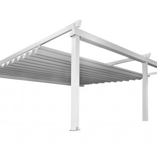 floper internal drainage system 2 320x300 - Retractable Pergola Roofs
