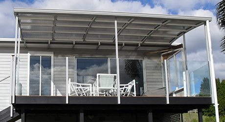 residential balcony fixed frame awnings - Balcony
