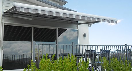 residential balcony retractable awning - Balcony